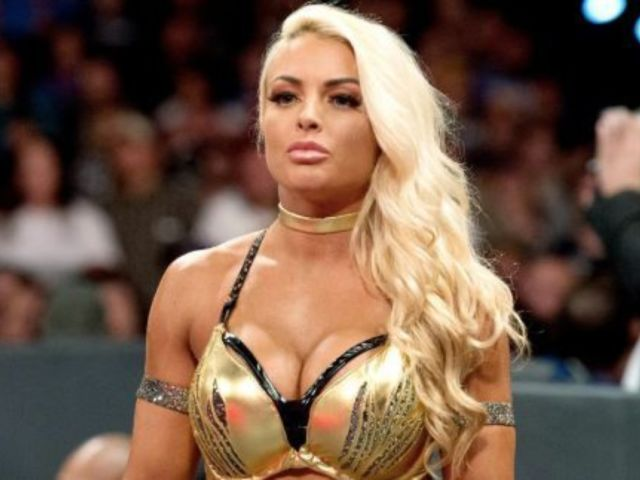 WWE Rumor: Mandy Rose Being Prepped for Big Push