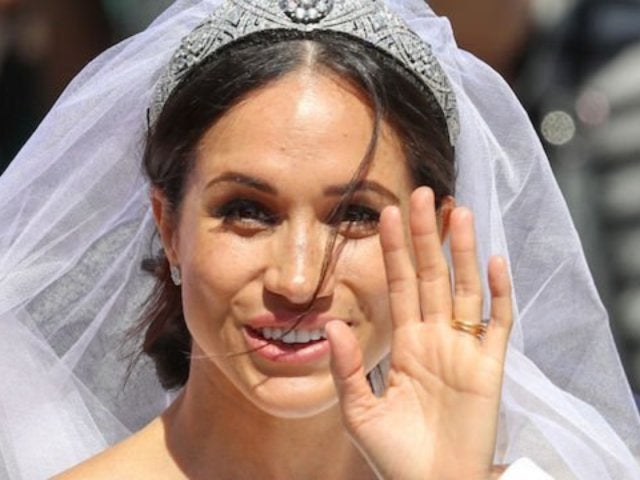Meghan Markle's Small Hairdo Detail Spotted By Royal Wedding Viewers