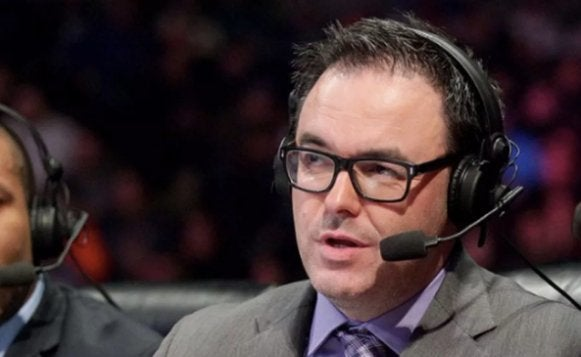 Mauro Ranallo why he left wwe