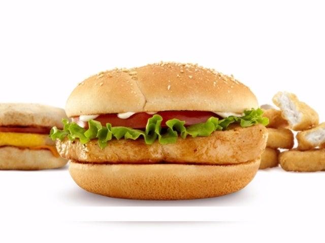 Fast Food Under 500: McDonald's