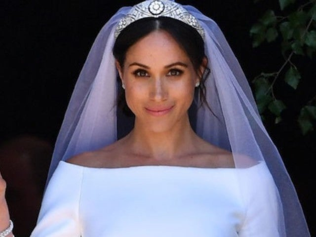 Meghan Markle Plans to Display Her Royal Wedding Dress