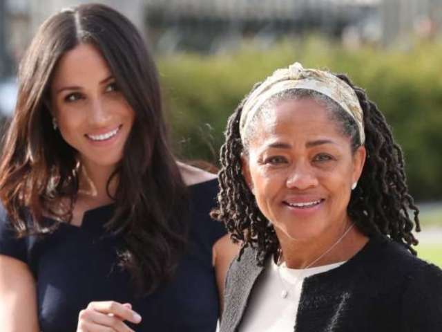Meghan Markle's Mother Doria Ragland Will Reportedly Spend Time at Royal Couple's New Home After Baby's Birth