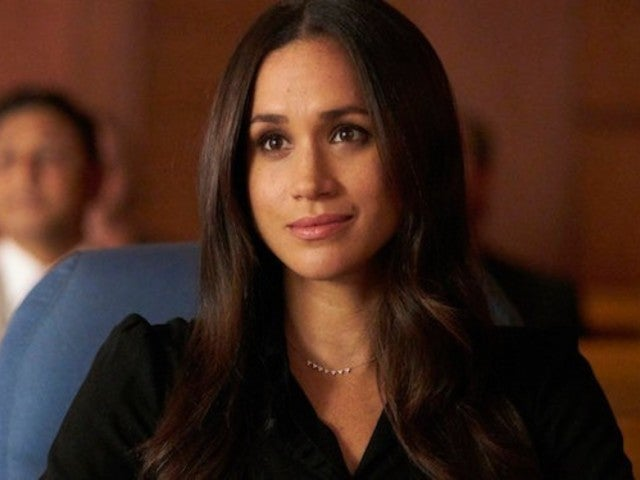Meghan Markle's 'Suits' Father Wendell Pierce Shades Real Father Thomas Markle