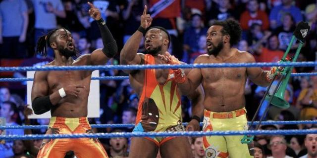 new day big e money in the bank wwe