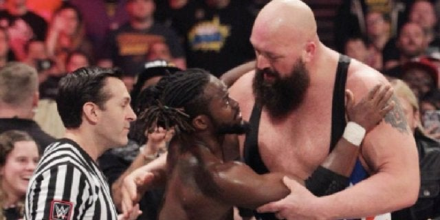 New Day Big Show advise agasint wwe