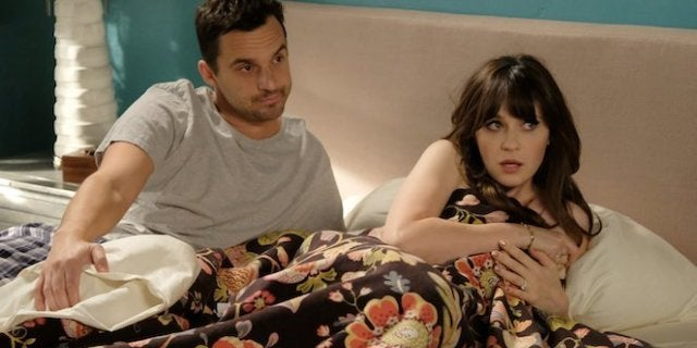 'New Girl' Finale: Jess and Nick Get Married