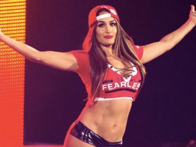 Nikki Bella Announced for 'American Ninja Warrior'