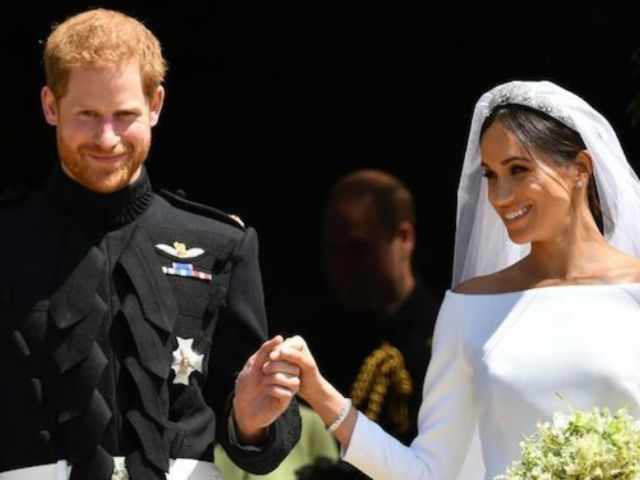 Prince Harry and Meghan Markle Spotted for First Time Since Royal Wedding