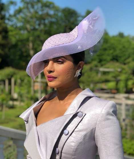 priyanka chopra royal wedding look