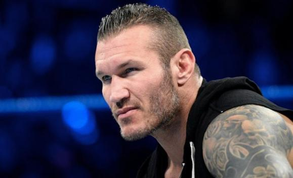 Randy Orton knee surgery wwe