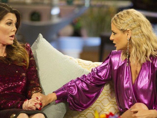 'RHOBH' Cast Confronts Lisa Vanderpump Over 'Harsh' Behavior During Reunion