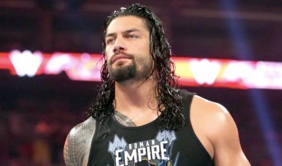 Roma Reigns hiatus wwe main event