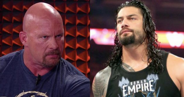 Roman Reigns Steve Austin heel turn