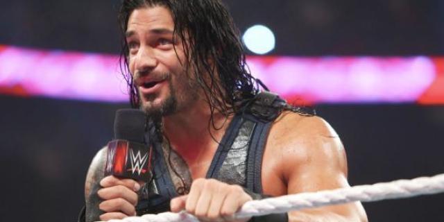 Roman Reigns WWEE fake news fan