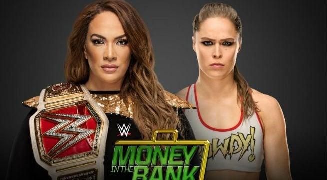 Ronda-Rousey-Nia-Jax-Money-in-the-bank-match