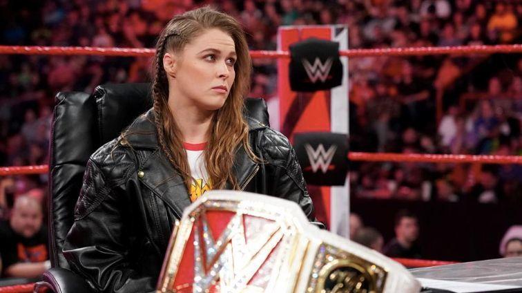 Ronda Rousey WWE not ready MITB