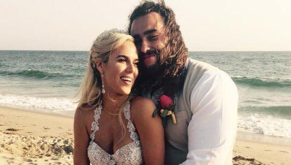 Rusev Lana Dusty Rhodes marriage wwe