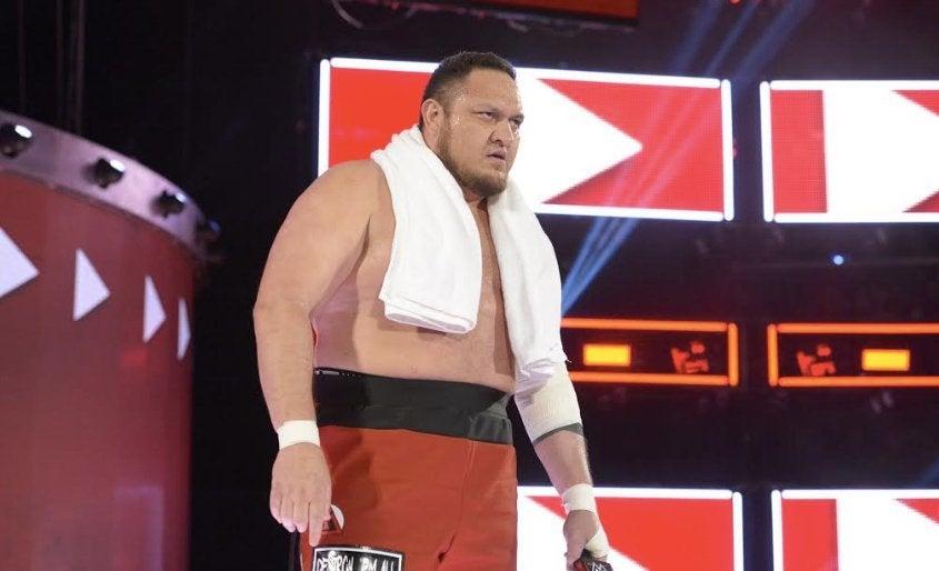 Samoa Joe poingant promo wwe