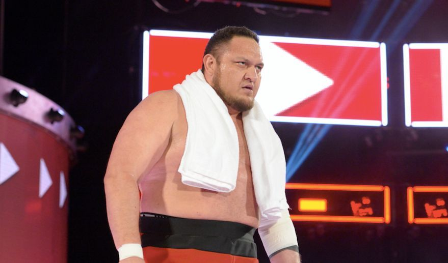 Samoa Joe WWE gutting indy wrestling