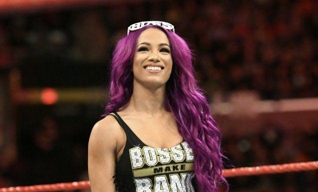 Sasha Banks WWE New contract