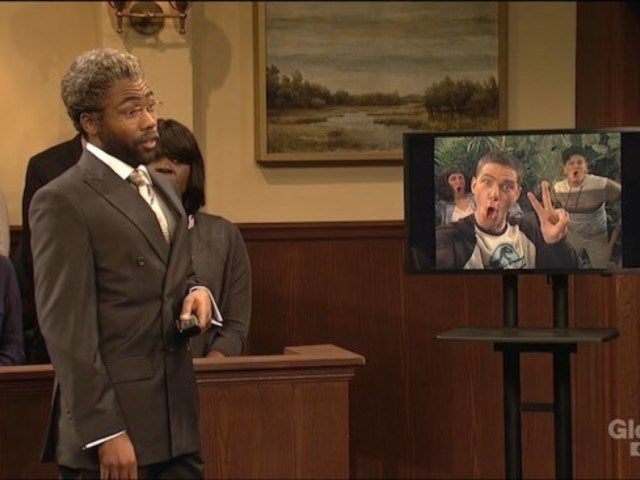 'Saturday Night Live' Puts 'Jurassic World' on Trial in Hilarious Sketch
