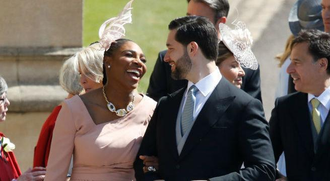 serena-williams-royal-wedding-getty-images
