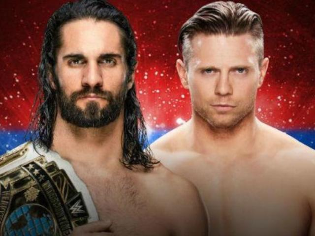 Backlash: Seth Rollins Retains Intercontinental Championship Against The Miz