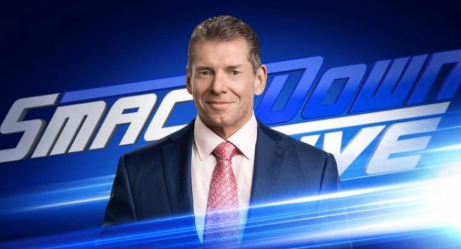 SmackDown fox WWE a show