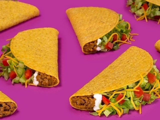 Taco Bell Is Giving Away Free Doritos Locos Tacos Until Tuesday