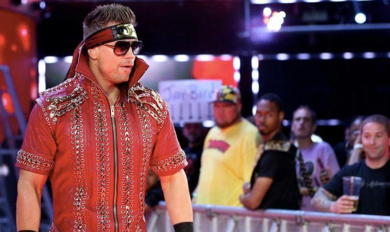 The Miz WWE Championship
