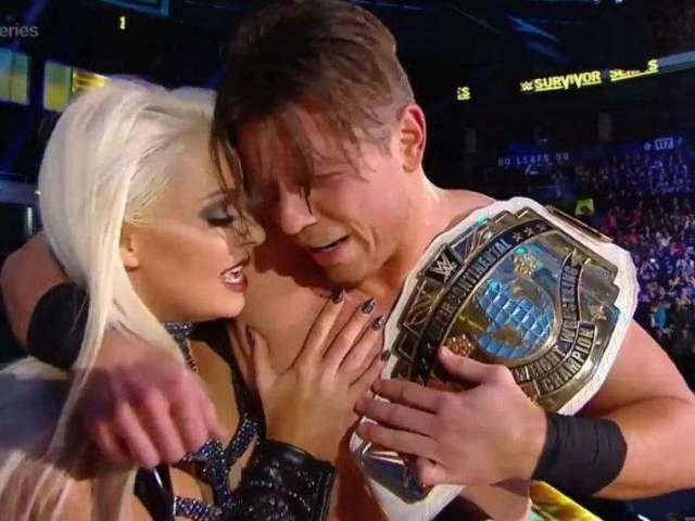 Maryse Talks Seeing The Miz Cry for the First Time in 12 Years