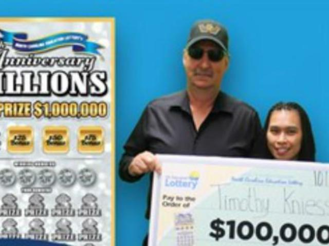 NC Lottery Winner Crashes Helicopter He Bought, Survives