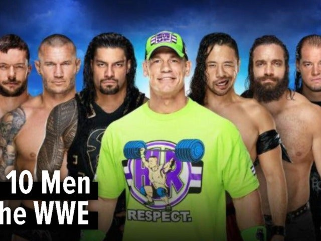 Top 10 Men of the 2018 WWE