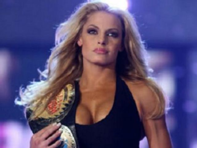 Trish Stratus Recalls Scantily Clad Matches of Attitude Era