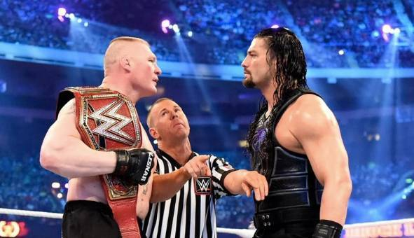 WWE is a mess wrestlemania