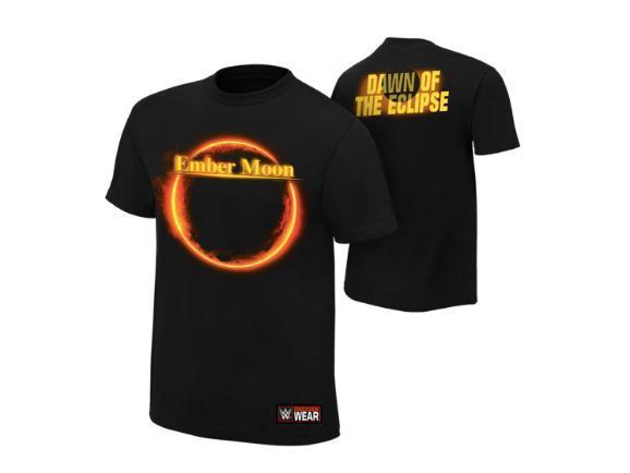 WWE shirt ember moon