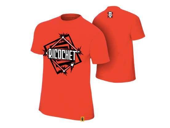 WWE shirt ricochet