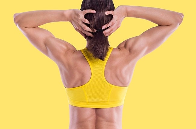 12 Exercises to Get Rid of Back Fat for Good