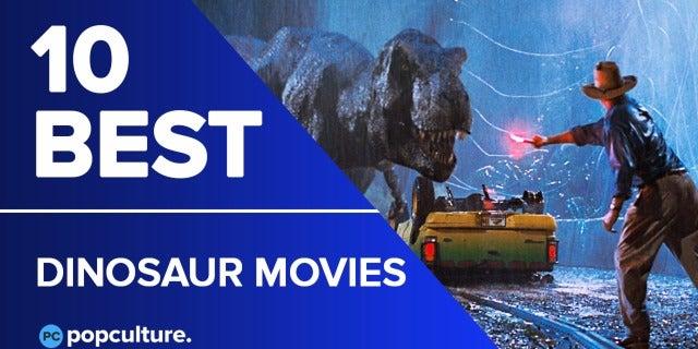 10 Best Dinosaur Movies screen capture