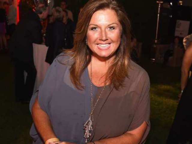 Abby Lee Miller Is All Smiles During Chemo Treatment