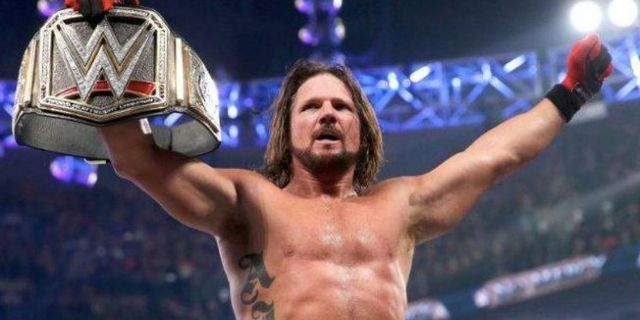 AJ Styles WWE Rumors plans nakamura