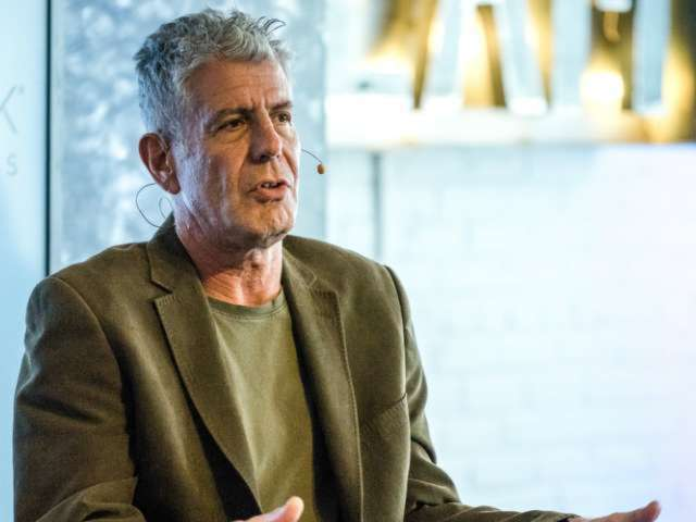 Anthony Bourdain's Last Tweet Before His Death
