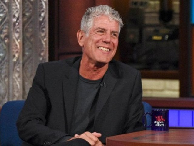 Anthony Bourdain's Dream Job Before Becoming a Chef
