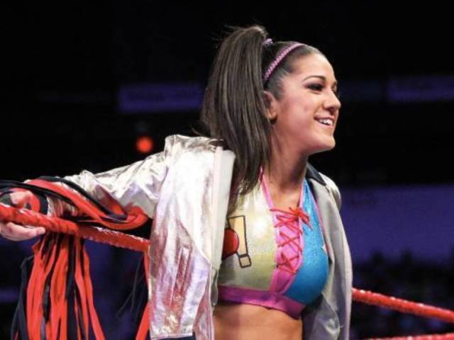 Watch: Bayley Suffers Embarrassing Botch on RAW