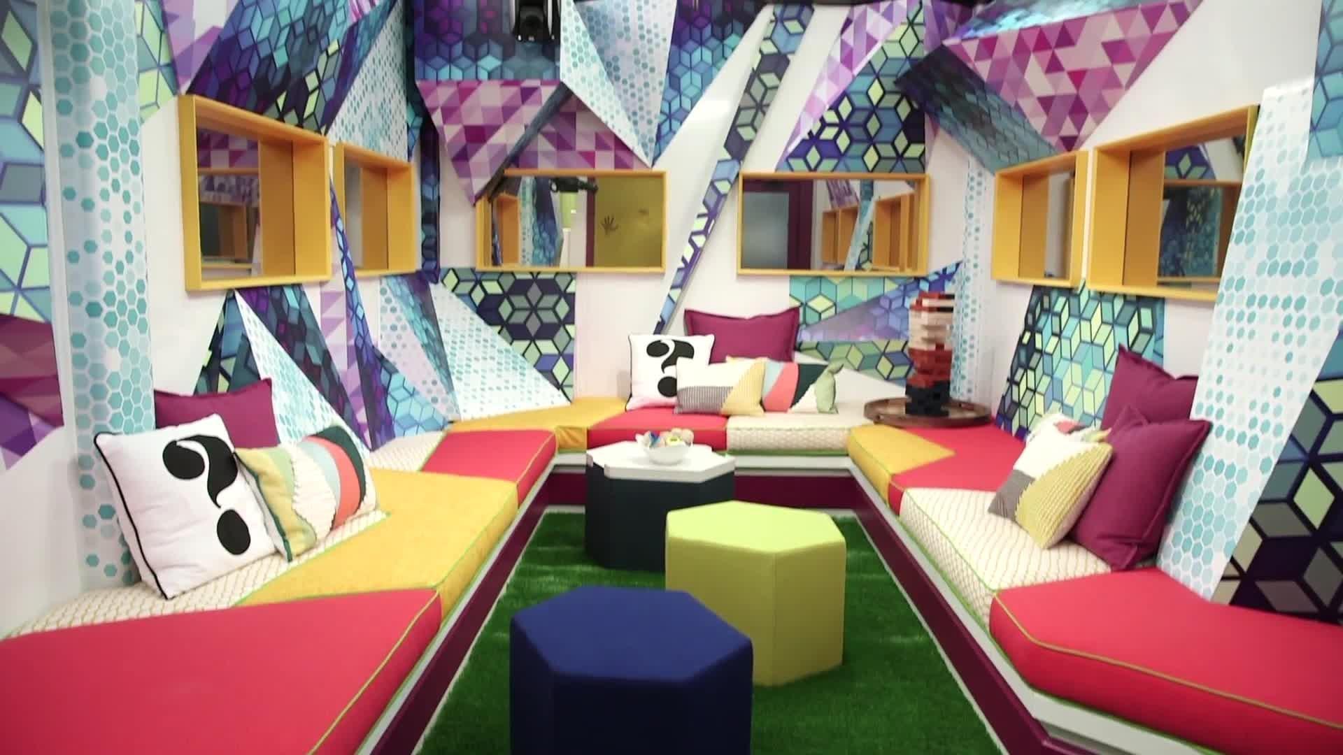 Big Brother Season 20 House Tour screen capture