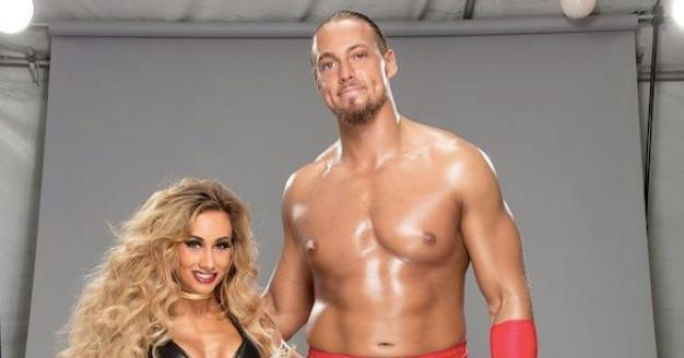 Big Cass WWE Fired Over Backstage incident carmella