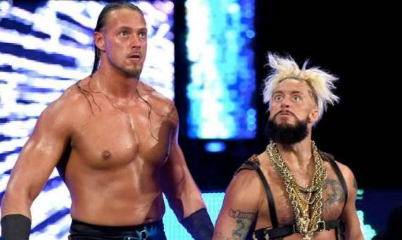 Big cass wwe release enzo amore reacts