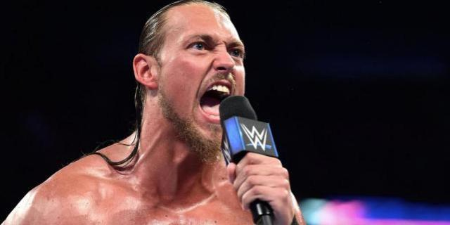 big cass wwe why released