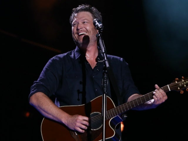 Blake Shelton Releases Live 'God's Country' Performance Video