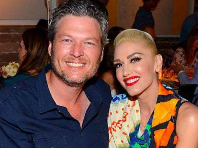 Gwen Stefani on Blake Shelton: 'He Saved My Entire Life'